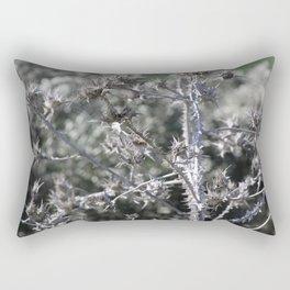 Thorn Beauty Rectangular Pillow