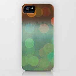 Mystical Mountains iPhone Case