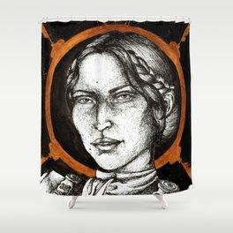 Ladies of Dragon Age: Josephine Shower Curtain