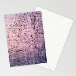 Sunset on Silver Stationery Cards