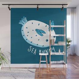Sea Bunny Wall Mural