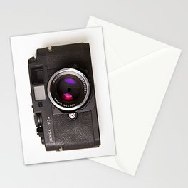 Voigtlander Bessa R3A Stationery Cards