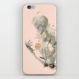 Stranger Danger I [sans type] iPhone Skin