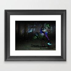 Dream.  Framed Art Print