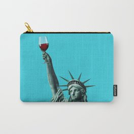 Liberty of drinking Carry-All Pouch