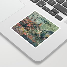 Seed Stone Sticker