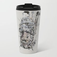 Howl's moving castle Travel Mug