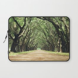Canopy of Oaks Laptop Sleeve