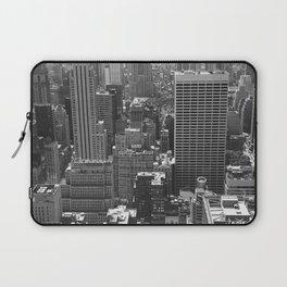 New York Buildings Laptop Sleeve