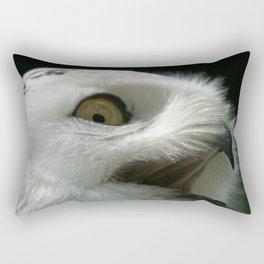 Owl_20150101_by_JAMFoto Rectangular Pillow
