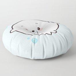 Baby Seal Kawaii Floor Pillow