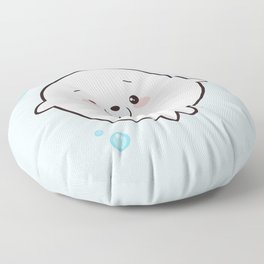 Baby Seal Kawaii Floor Pillow
