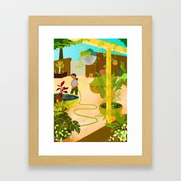 The Nursery Framed Art Print