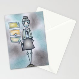 I Whish I Could Have Become More... Stationery Cards