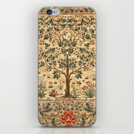 "William Morris ""Tree of life"" 3. iPhone Skin"