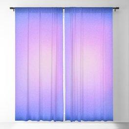 Deep Purple Radial Colourscape Blackout Curtain