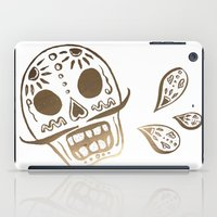 ed sheeran iPad Cases featuring Ed by Ce Cruz