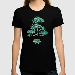 Bonsai Tree – Mint Palette T-shirt