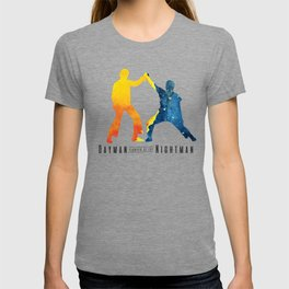 Dayman, Fighter of the Nightman T-shirt