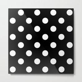 Poke A Dots Metal Print