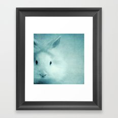 Blue Eyes III Framed Art Print