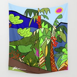 Selva #3 Wall Tapestry