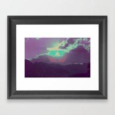 \/ Framed Art Print
