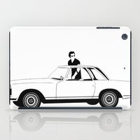 car iPad Cases featuring Car by wreckthisjessy