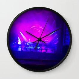 Dark Side Of Moon Concert Wall Clock