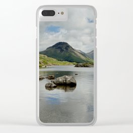 Wastwater Clear iPhone Case