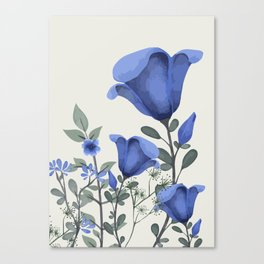 Flowers -a6 Canvas Print