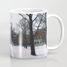 The Frozen Quad Coffee Mug
