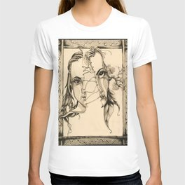 Bipolar by Kate Morgan T-shirt