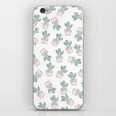 Cactus #1 iPhone Skin