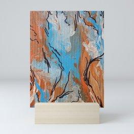 A Steady Fall Mini Art Print