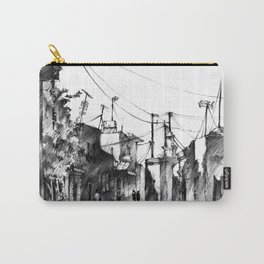 Rhodes backalley Carry-All Pouch