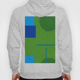 abstract geometric design for your creativity    Hoody