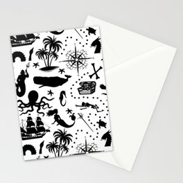 High Seas Adventure Stationery Cards