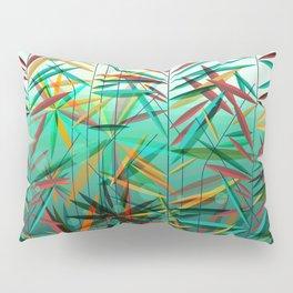 Aquatic Plants Pillow Sham