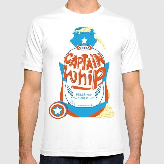 Captain Whip T-shirt