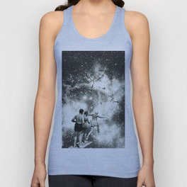 Welcome to Jump Unisex Tank Top