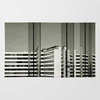 the office Area & Throw Rugs featuring Office patterns... by belkat