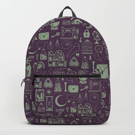 Haunted Attic: Phantom Backpack