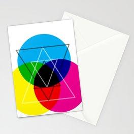 CMY  Stationery Cards