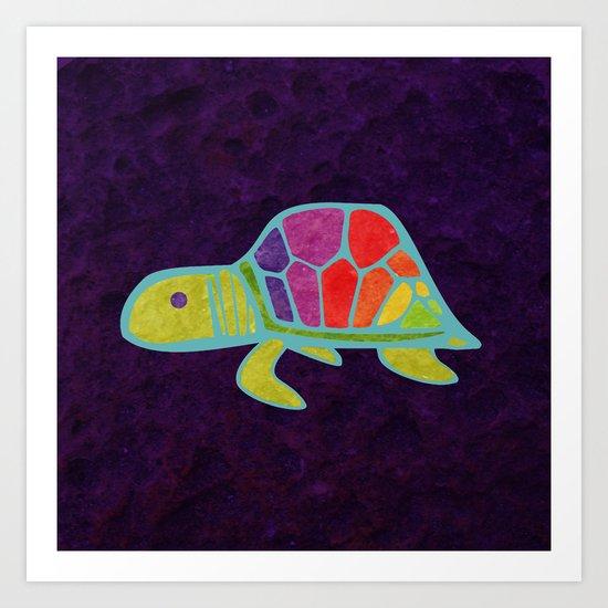 Prismacolor Shell Art Print