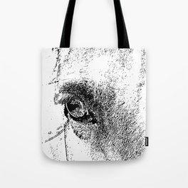 Eye of Horse Tote Bag
