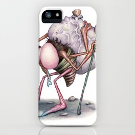 The Dregs (A Flew) iPhone Case