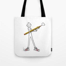 DIDI's pencil Tote Bag
