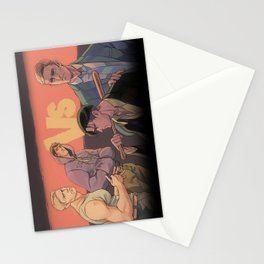 Thugs and Pros Stationery Cards