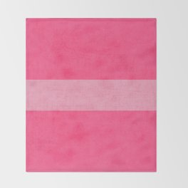 the pinks I classic Throw Blanket